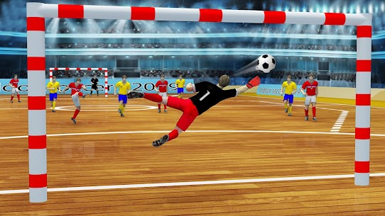 Indoor Soccer 2020 MOD (Unlimited Gold Coins) 2