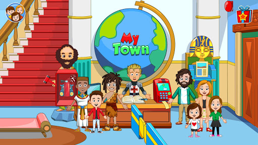 My Town : Museum Free screenshot 6