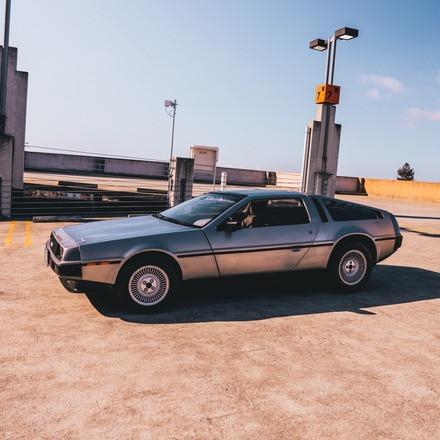 1983 DeLorean DMC-12 Hire CA