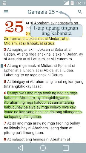 Ang Dating Biblia Tagalog Version Free Download
