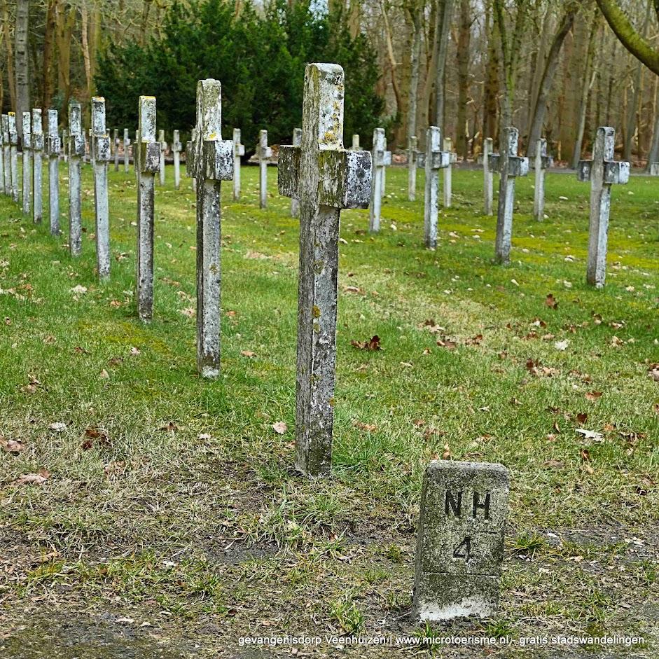 Aangeboden door: Stichting Microtoerisme InZicht Fotoblog Veenhuizen begraafplaats dodenakker