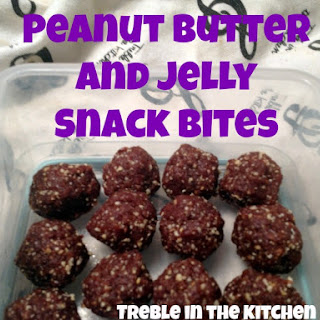 Peanut Butter And Jelly Snacks Recipes