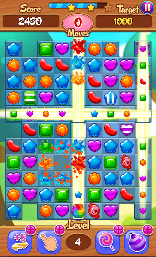 Candy Garden Sweets Blaster Android Apps on Google Play