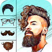 Photo Editor – Boys Photo Editor Hair style, suit