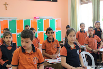 Photo: École grecque-catholique de Beit Sahour