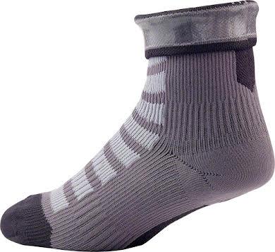 SealSkinz Thin Mid Hydrostop Waterproof Sock: Black alternate image 0