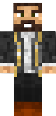 this is the skin I will always be using for my minecraft vids