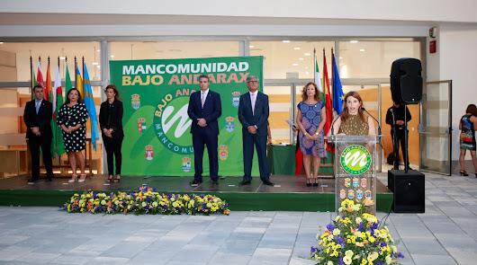 La Mancomunidad de Municipios del Bajo Andarax cumple hoy 35 años de historia