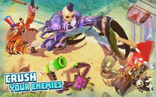 King of Crabs 1.9.1 screenshots 9