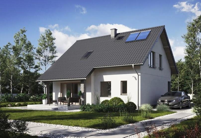 Projekt domu N6-BG