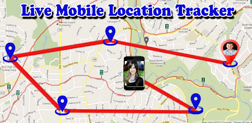 Live Mobile Location Tracker- Phone Number Locator - Apps on