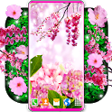 Flower Blossom Live Wallpaper ❤️ Spring Wallpapers icon