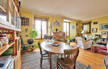 Appartement 5 pièces 130,13 m2