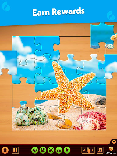 Jigsaw Puzzle: Create Pictures with Wood Pieces screenshot 24