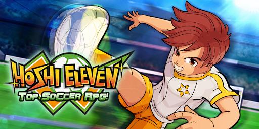 Hoshi Eleven - Top Soccer RPG Football Game 2018 1.0.2 screenshots 15