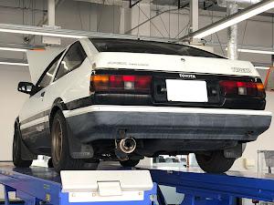 スプリンタートレノ AE86 GT-APEX・S59のカスタム事例画像 sasashu86さんの2018年07月19日09:58の投稿