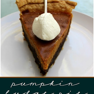 Pumpkin Fudge Layered Pie + Marie Callendar's Chicken Pot Pie = Pie Meal Perfection #ComfortsFromHome