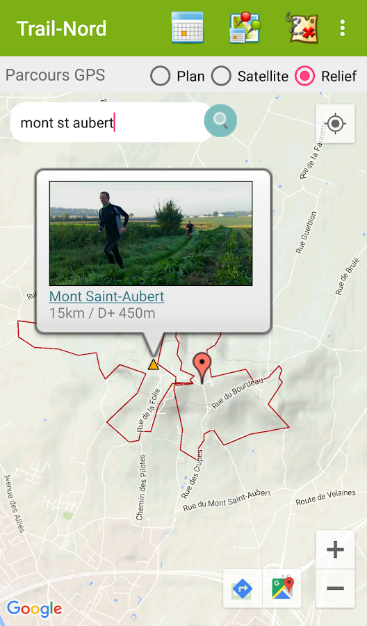 Trail-Nord- screenshot