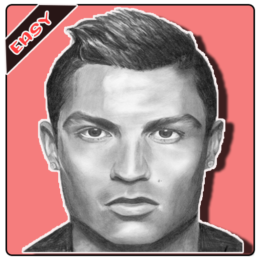 How To Draw Soccer Player Easy (app)