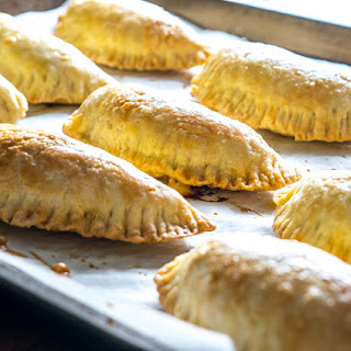 Beef and Cheese Empanadas.