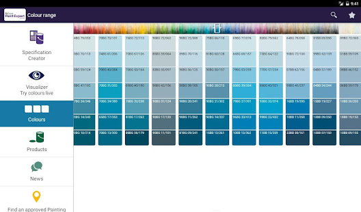 dulux colour app how to use