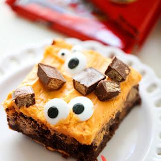 KIT KAT Halloween Brownies