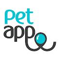 Petapp icon