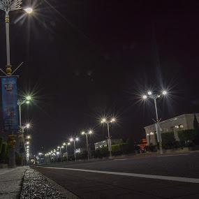 full of light by Rusydi Ali - City,  Street & Park  Street Scenes