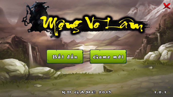 Mong Vo Lam (Offline) - screenshot