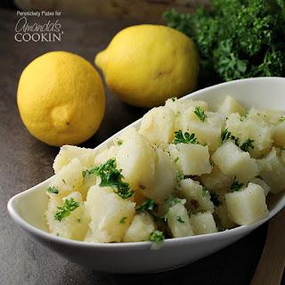 Arabic Potato Salad Recipe