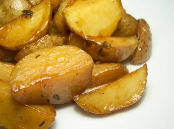 Teriyaki Potatoes Recipe