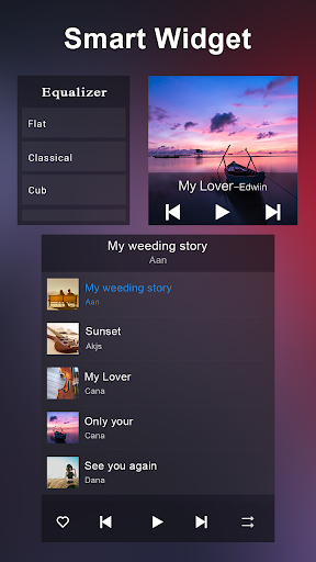 Music Player - Audio Player for PC
