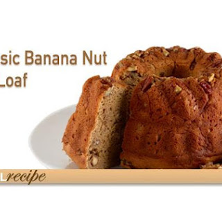 Classic Banana Nut Loaf