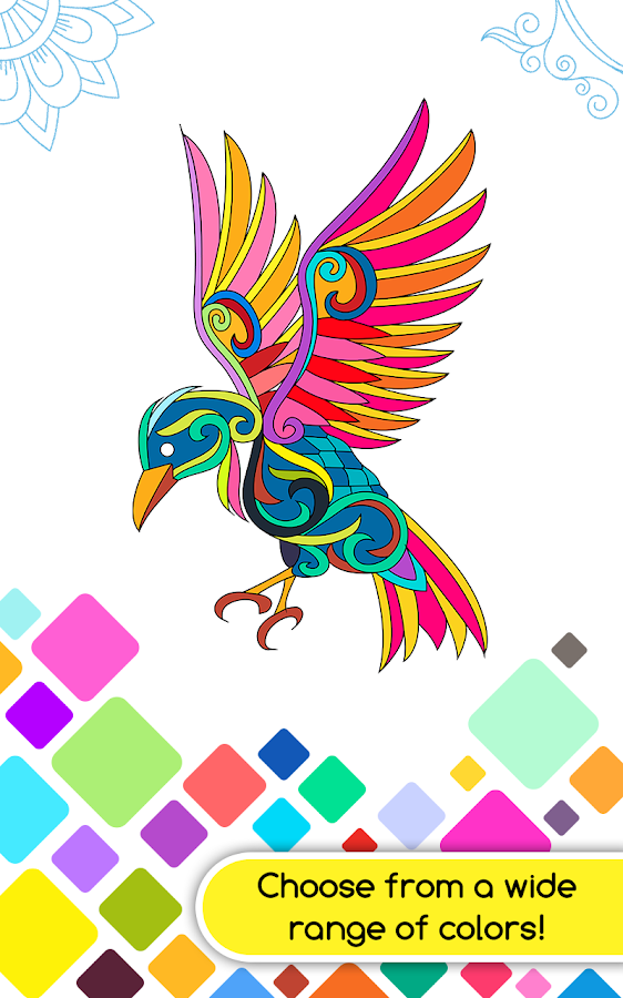 Color It Free Coloring Book Android Apps On Google Play Color Free