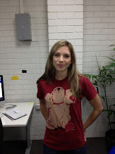 Photo: Mary, our American import, thought we said Greek Shirt Friday. Oh well, it still works!