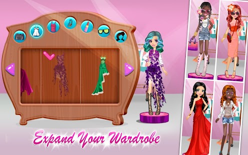 Shopaholic World: Dress Up- screenshot thumbnail
