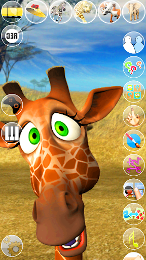 Talking George The Giraffe screenshots 8