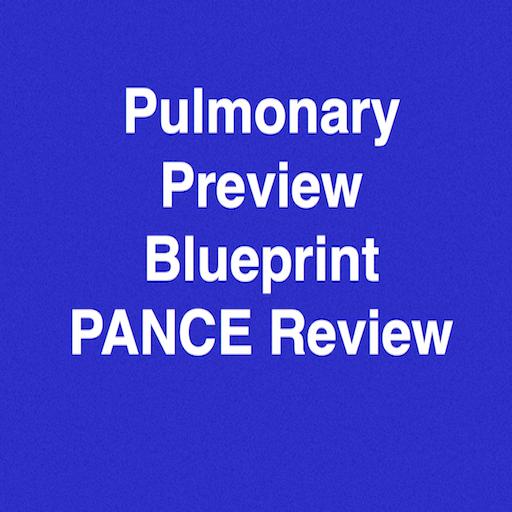 Pulmonary Free PANCE Review