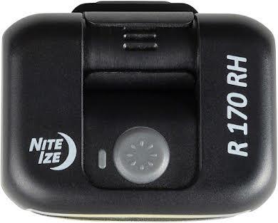 Nite Ize Radiant 170 Rechargeable Clip Light - Black alternate image 2