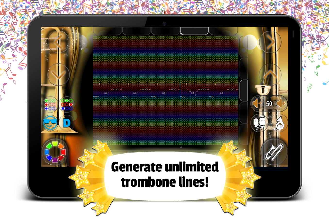 Trombone LEGEND- screenshot