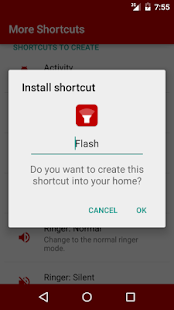 More Shortcuts- screenshot thumbnail
