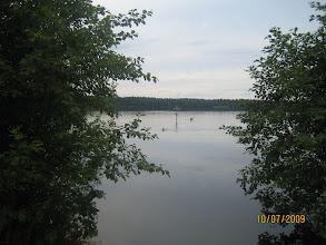 Photo: Купание в Дымском озере