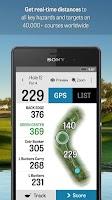 Screenshot of Golfshot Plus: Golf GPS