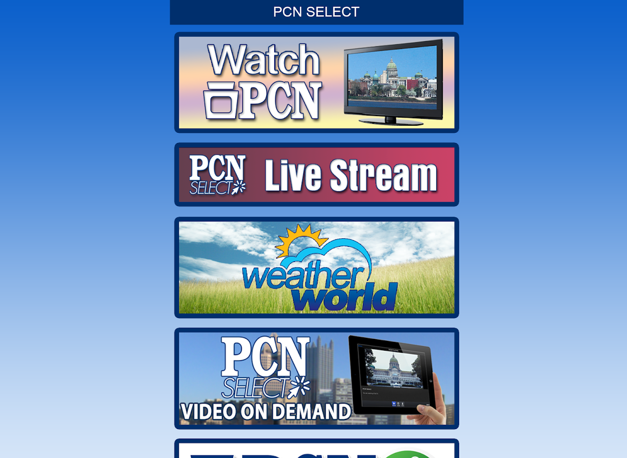 PCN Select- screenshot