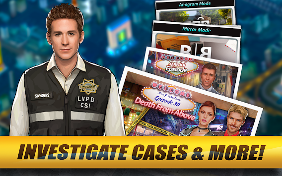 CSI: Hidden Crimes APK screenshot thumbnail 12