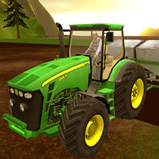 模拟のトラクター農業シミュレータ2017 LOGO-HotApp4Game