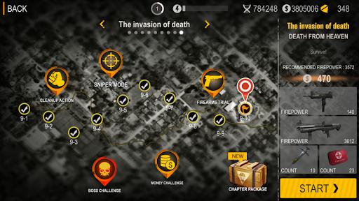 Death City : Zombie Invasion 1.5 screenshots 4