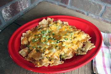 Tiffany's Chicken Nachos Recipe