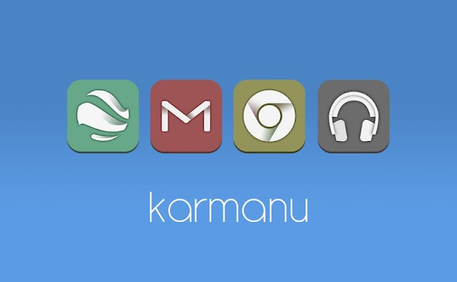 Karmanu Icon Pack - screenshot