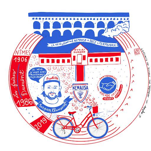 vélo Nemausa